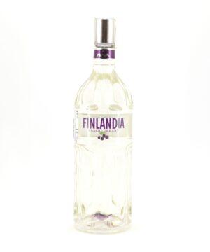 Finlandia Blackurrant 1L