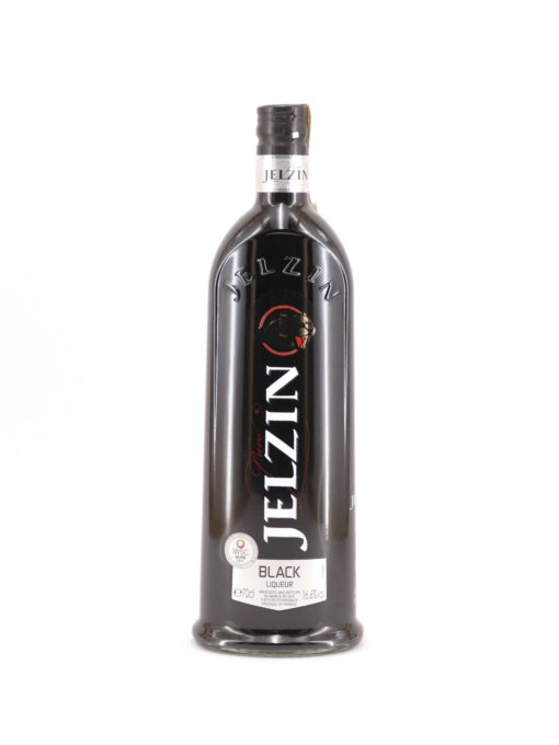 Jelzin black vodka 0.7L