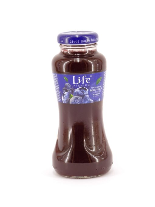 Life Premium Borovnica