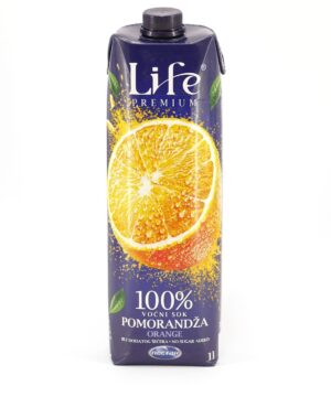 Life 100% Pomorandža