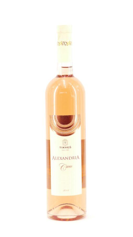 Tikveš Alexandria Cuvee Rose