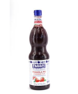 Fabbri mixy bar strawberry plus