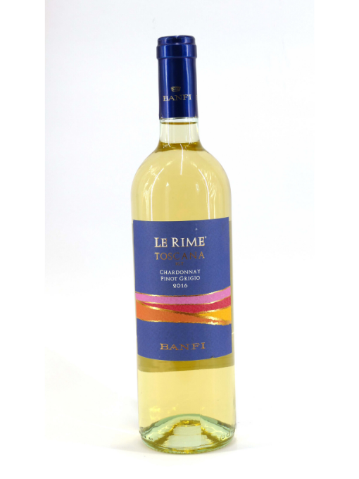 Le Rime chardonnay 0.7L