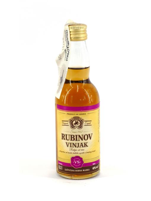 Rubin vinjak 0.1L