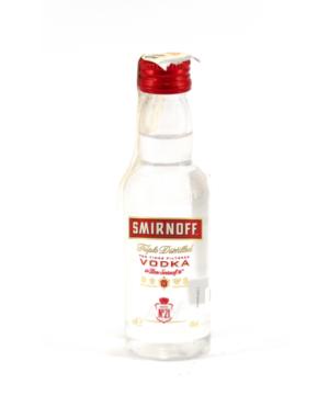 Smirnhoff vodka 0.05L